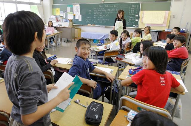 Siswa di Jepang