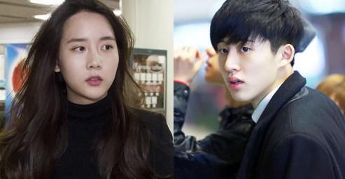 Han Seo Ho and B.I